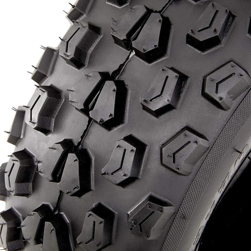 VANACC 4PCS All Terrain ATV UTV Tires Set 22x7-10 Front /& 22X11-10 Rear 4Ply