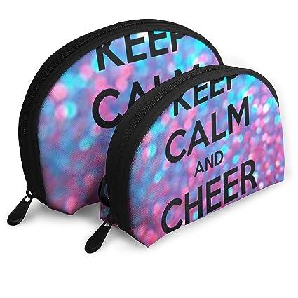 Amazon.com: XINLLPO - Bolsa de cosméticos portátil para ...