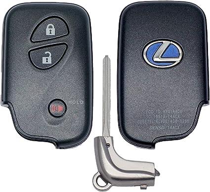Amazon Com Lexus Hyq14acx Factory Oem Key Fob Keyless Entry Remote Alarm Replace Car Electronics