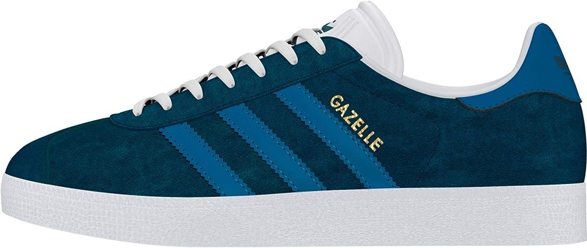 adidas gazelle w bleu
