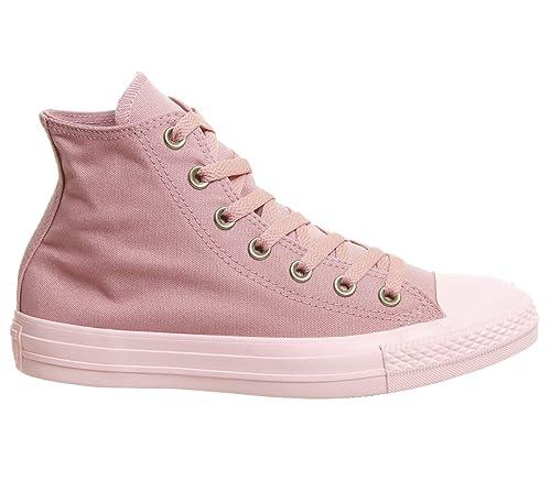 Converse CTAS Hi Rust, Zapatillas de Deporte Unisex Niños: Amazon.es: Zapatos y complementos