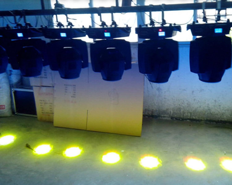 per palcoscenici disco proiettori a testa mobile TSSS/® feste illuminazione per impalcature 10 St/ücke DJ Cavo di sicurezza in acciaio inox 65 cm con moschettone