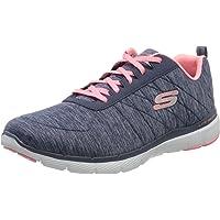 Skechers Flex Appeal 3.0-Insiders, Zapatillas Deportivas Mujer
