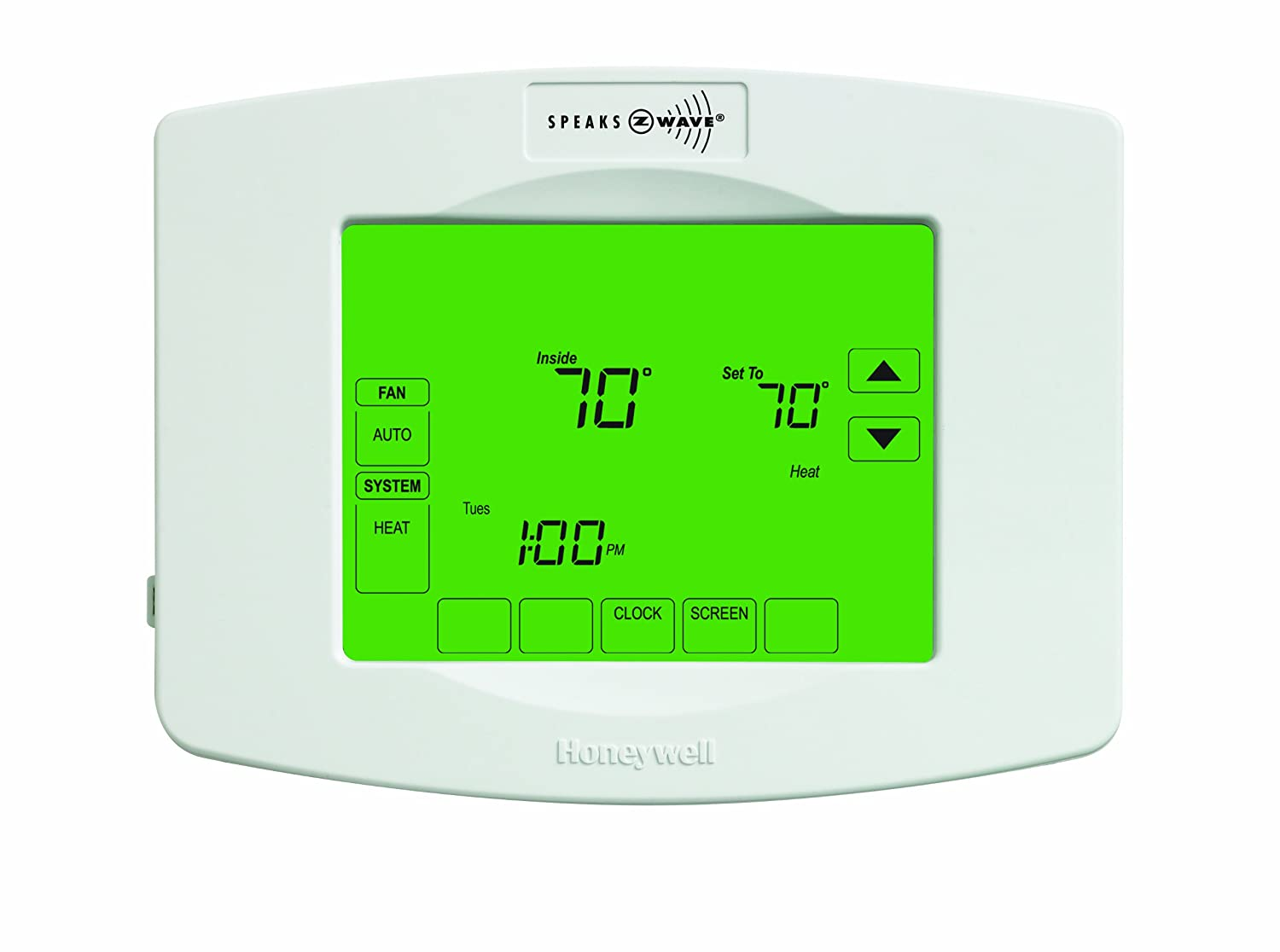 Honeywell YTH8320ZW1007/U Z-Wave Enabled Programmable Thermostat