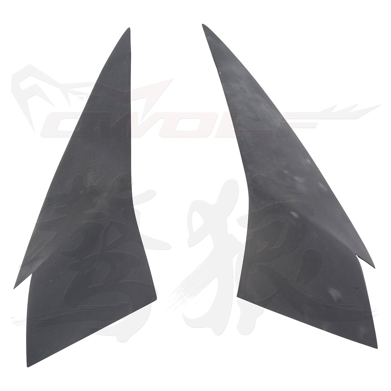 Faro sopracciglia palpebra in fibra di vetro car-wear