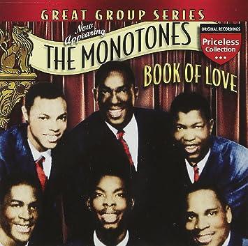 Amazon | Book of Love | Monotones | R&B | 音楽