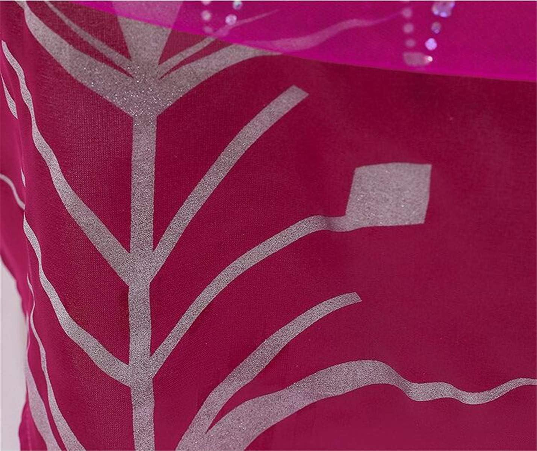 EMIN Kinder M/ädchen Prinzessin K/önigin Eisk/önigin ANNA ELSA 2 Kost/üm Langarm Kleid Outerwear Hosen Outfit Set Verkleidung Geburtstag Party Ankleiden Karneval Halloween Cosplay Fasching Winter Kleidung