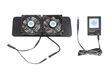 AV Cabinet Cooling Dish DVR Cooling Fans For VIP 722/622/922/612