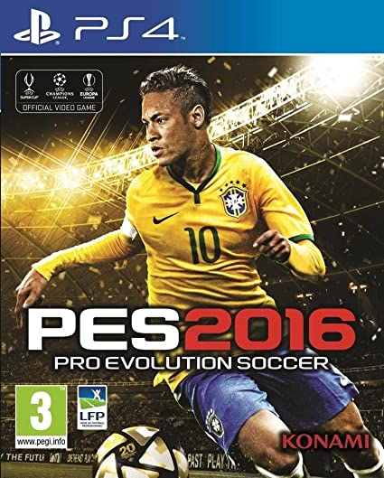 PES 2016: Pro Evolution Soccer [Importación Francesa]: Amazon.es ...