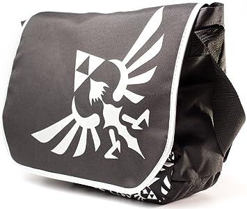 Zelda Sac Bag Logo Front Pxdh46zytg Bandoulière Flight Messenger rr6awn4x