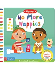 No more nappies a potty training book big steps