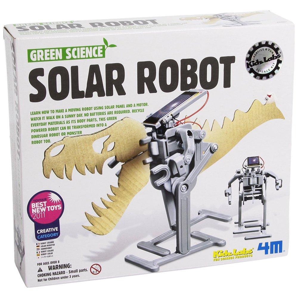 4M 68473 - Green Science - Solarroboter Spiel