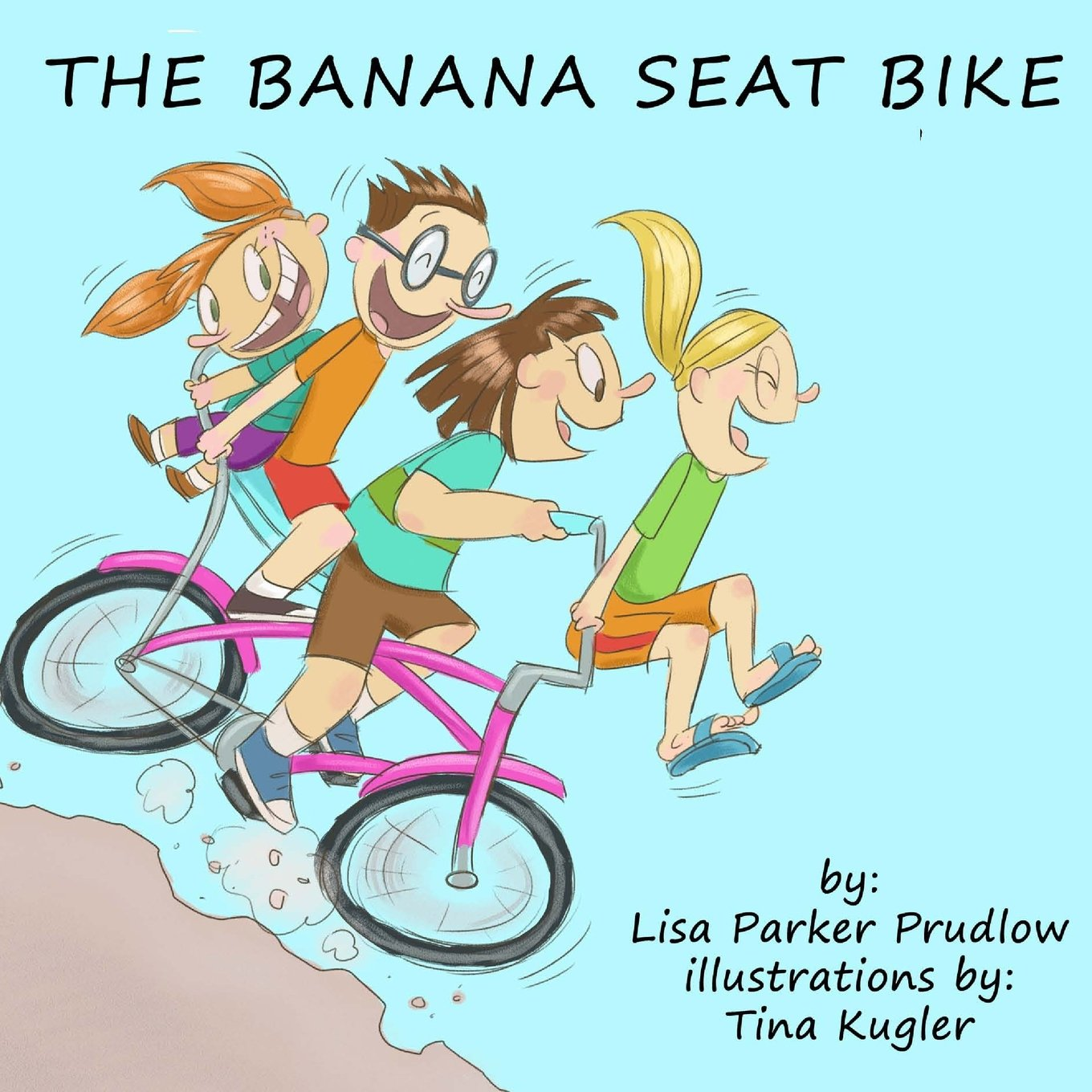 Download The Banana Seat Bike ebook