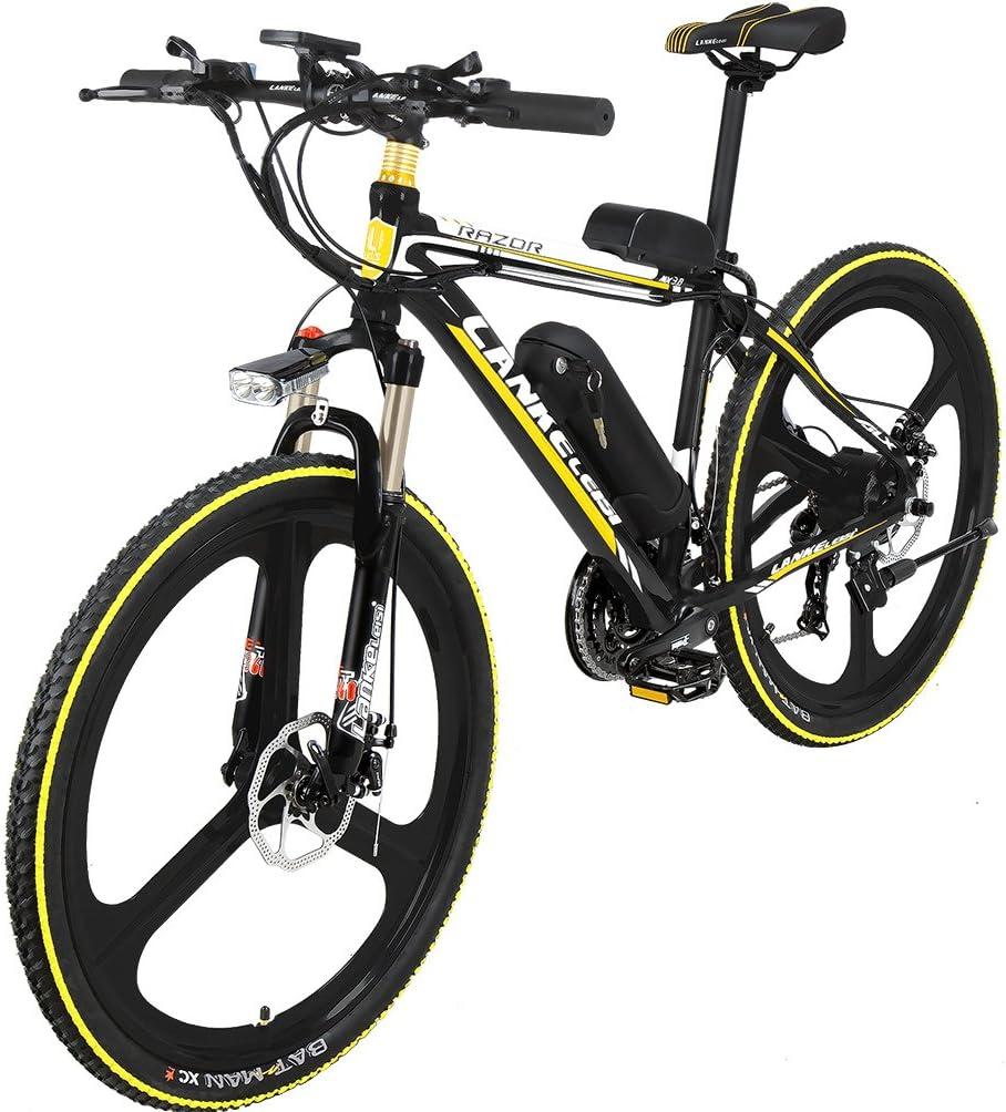 lankeleisi max3.8 eléctrico para bicicleta con configuración ...
