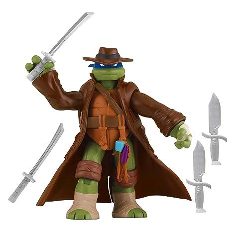 Amazon.com: Figura de Acción Básica Leonardo Cazador de ...