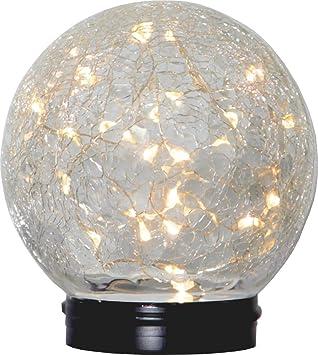 Hochdekorative LED SOLAR KUGEL \