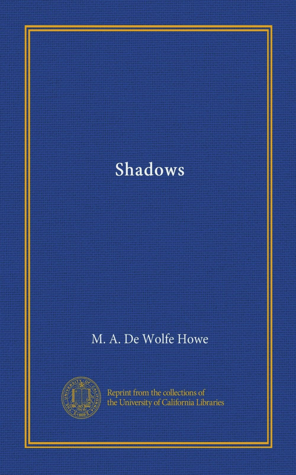Download Shadows ebook