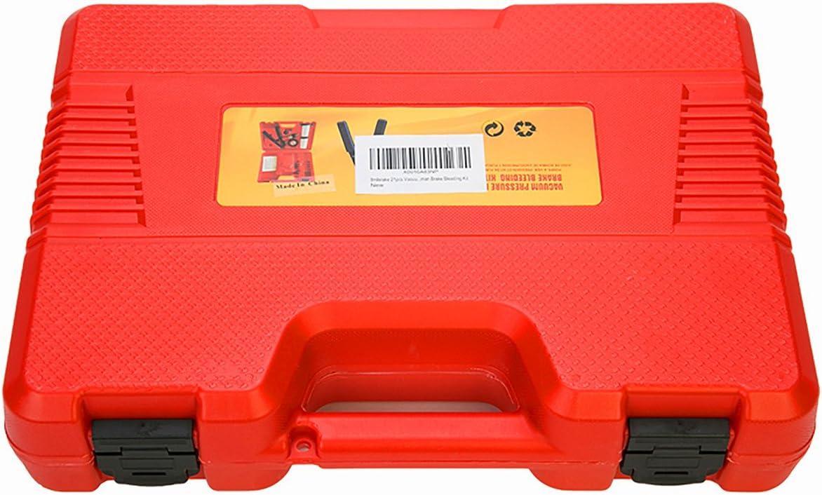 FreeTec 21 pi/èces Kit de purge de freins /à pompe /à vide avec pompe /à vide