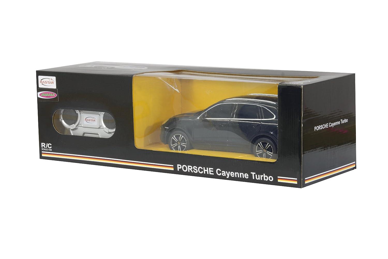 Jamara Porsche Cayenne Turbo Remote controlled car - Juguetes de control remoto (Alcalino, AA, 2 x AA, 202 mm, 81 mm, 71 mm): Amazon.es: Juguetes y juegos