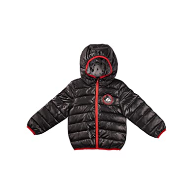 a470e174d00f The Arctic Squad Disney Mickey Mouse Black Lightweight Jacket for Toddler