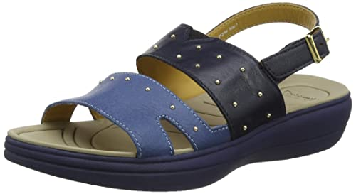 3ed842249 Padders Women s Cameo Ankle Strap Sandals  Amazon.co.uk  Shoes   Bags
