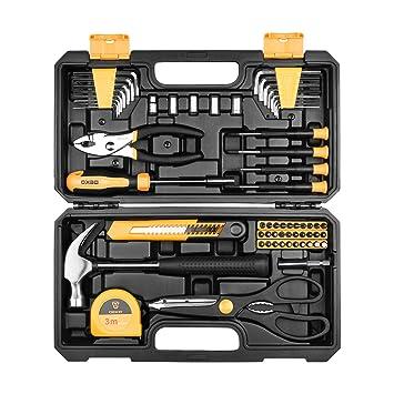 Juego de herramientas por piezas para el hogar Kit de ...