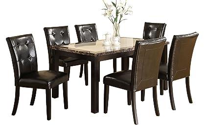 Bradford Black Dining Table
