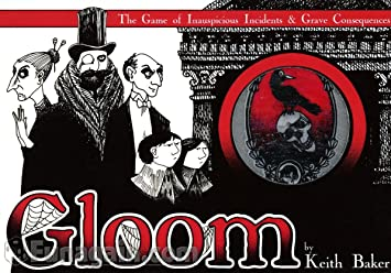 Buy Atlas Games Gloom Online At Low Prices In India Amazon In