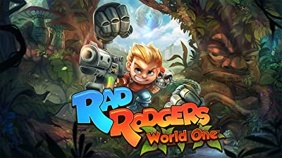 Rad Rodgers: World One [Online Game Code]