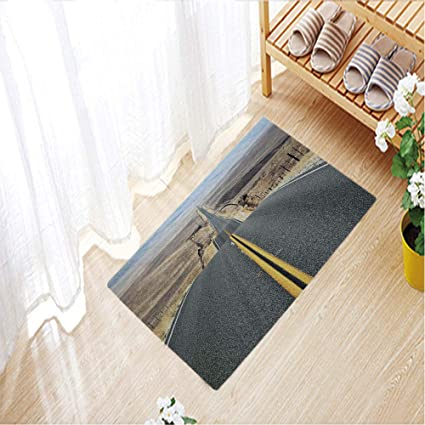 Amazon.com : Camping Door Mat, Entrance Outdoor/Indoor Floor ...