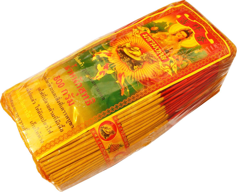 Mahamongkhun Brand Chinese Bhuddhist Scented Incense Joss Sticks 8x 800gm