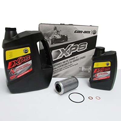 Can-Am Sypder Roadster SM5 Oil Filter Change Service Kit 219800262: Automotive
