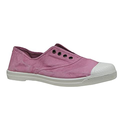 Zapatillas NATURAL WORLD INGLES ELAS ENZ 37 Rosa Mujer: Amazon.es: Zapatos y complementos