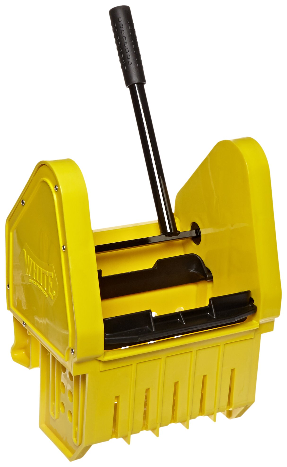 Impact 4000Y Plastic Down Pressure Wringer, 14-1/2'' Length x 10-7/8'' Width x 9-3/4'' Height, Yellow