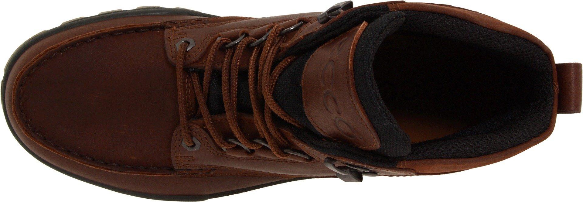 ECCO Men's Track II Mid Gore-Tex Boot,Bison,49 EU (US Men's 15-15.5 M) by ECCO (Image #8)