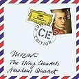 Mozart : Les Quatuors à cordes (Coffret 6 CD)