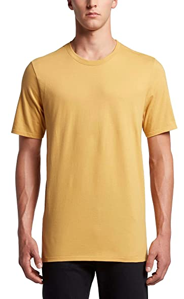 Hurley Staple Men's T-Shirts Gold Dart