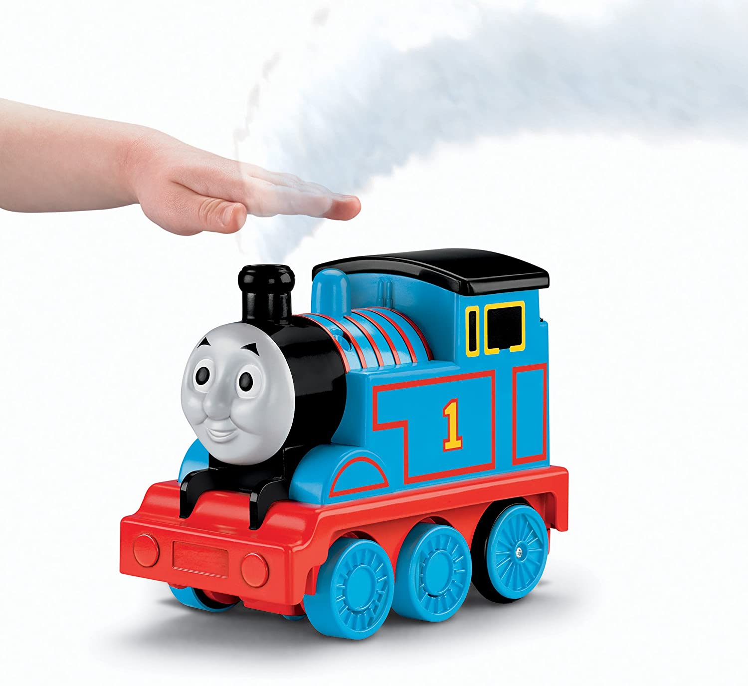 Amazon com  Fisher Price Thomas   Friends Steam  n Speed R C Thomas  Toys    Games. Amazon com  Fisher Price Thomas   Friends Steam  n Speed R C