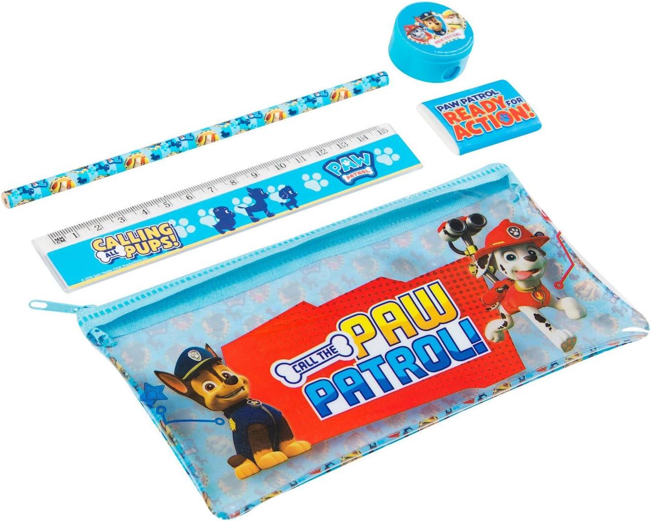 Sambro Estuche PVC Paw Patrol, Color Azul (PWP2-6054): Amazon.es: Juguetes y juegos