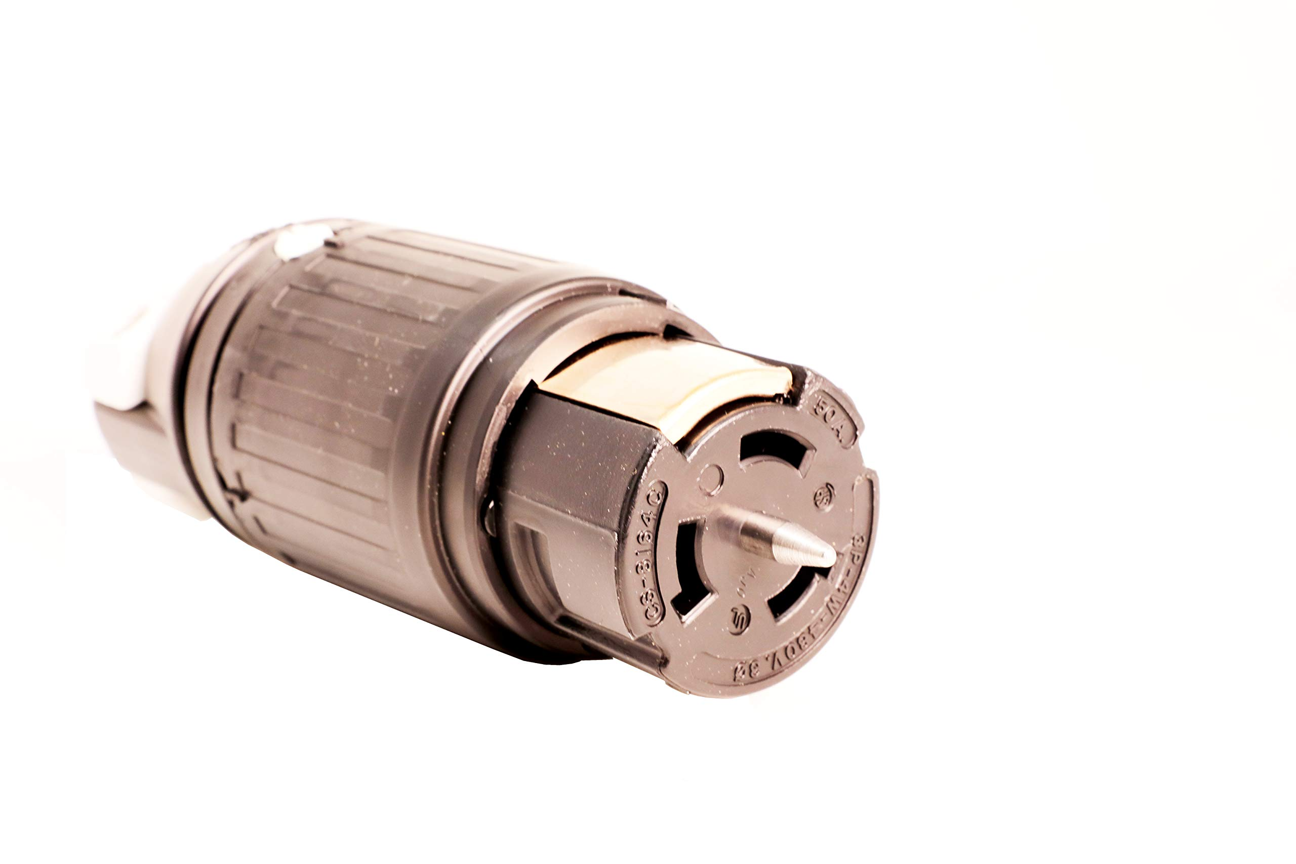 HUBBELL CS8164C AC Connector CA STD 50a 3-Phase 480v Female