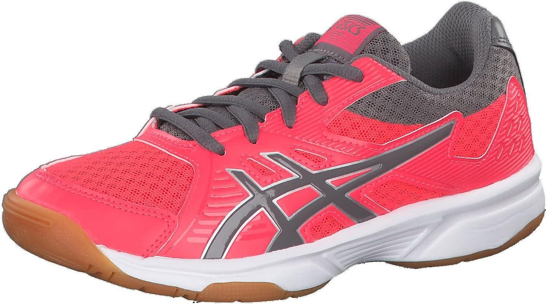 Asics Upcourt 3 GS, Zapatos de Squash Unisex Niños, 32.5