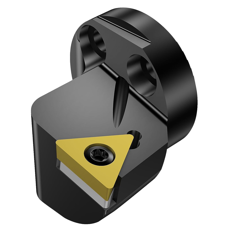 570-STFCR//L Tool Style 11 mm Functional Width 16 mm Shank Diameter 5764405 Sandvik Coromant 570-STFCL-16-09 CoroTurn 107 Head for Turning TCMT 09 02 04 Master Insert 20 mm Functional Length Left Hand