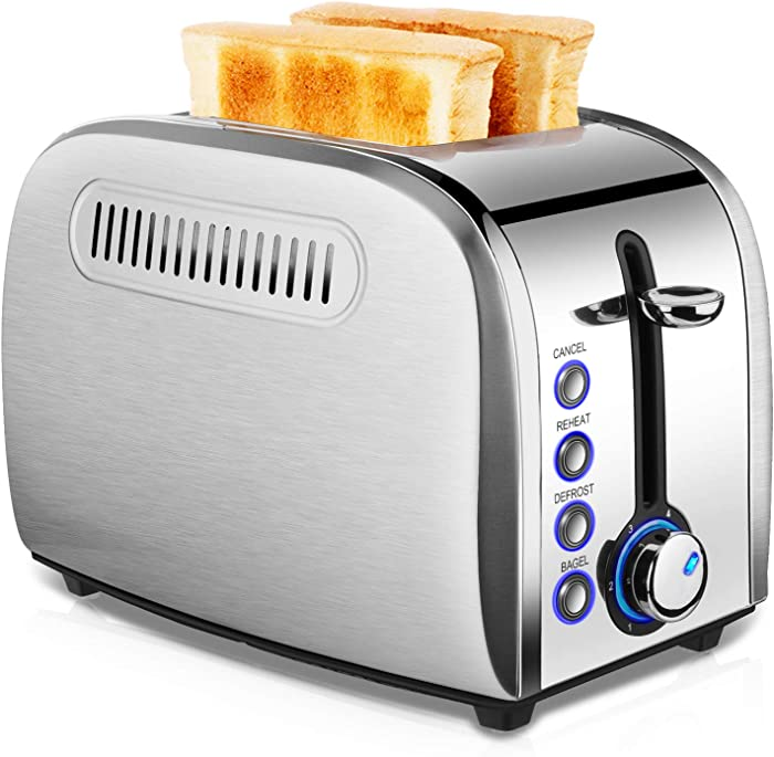 Updated 2021 – Top 10 Tfal Larger Slice Toaster