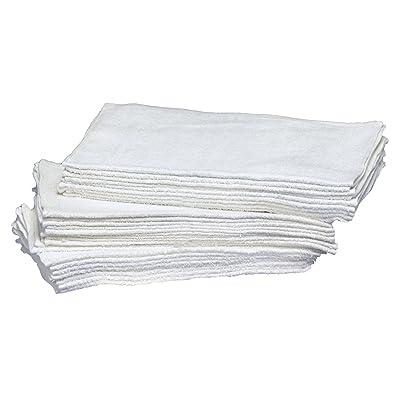 "Buffalo Industries (12054) 16"" x 19"" Bar Towels - 25 lb. box: Automotive"