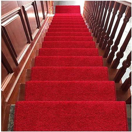 Alfombras moquetas de escalera Peldaños para escaleras Hogar Alfombra para escaleras Cinta libre Alfombras para escaleras Peldaños para escaleras Alfombras para escaleras antideslizantes Escaleras: Amazon.es: Hogar