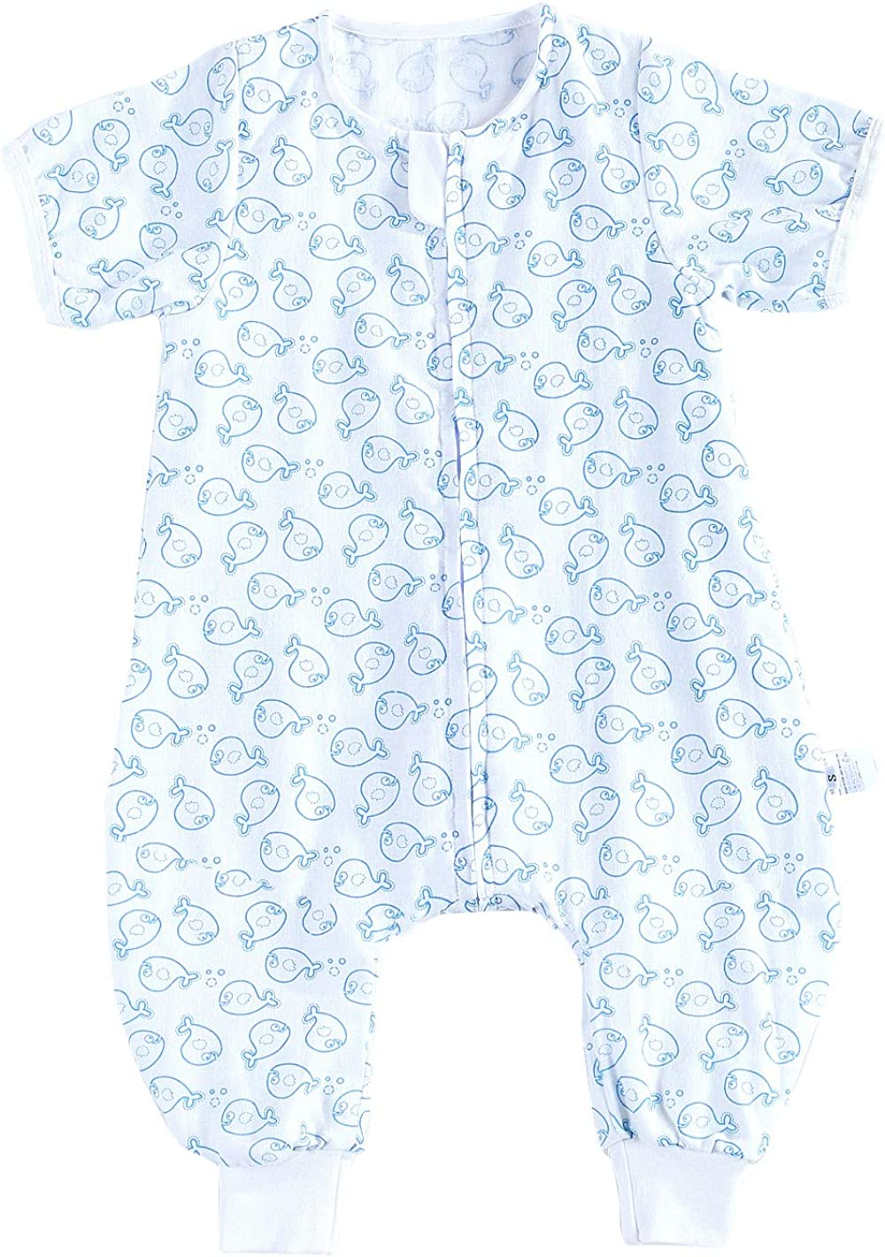 Sincere Muslin Original 100% Cotton Sleeping Sack Bag Baby Wearable Blankets Short Sleeves