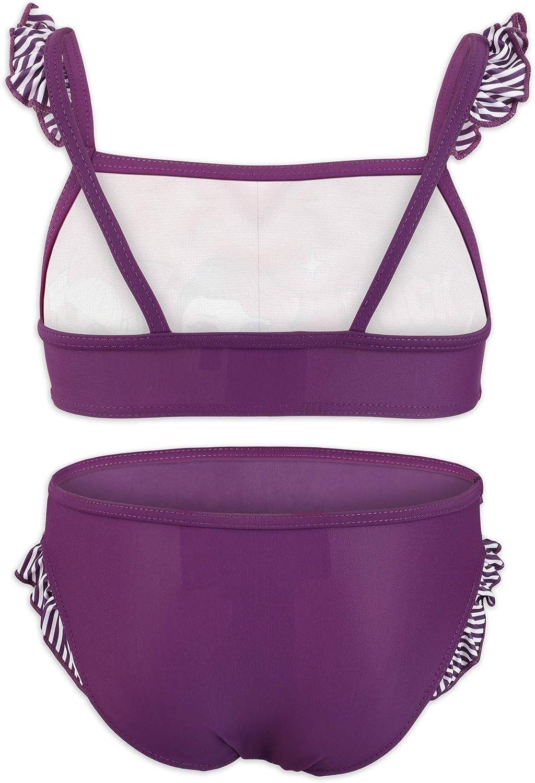 ni/ña SUN CITY Bikini LOL Surprise Producto original con licencia oficial Disfraz de ba/ño 2 piezas playa piscina