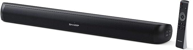 Sharp Ht Sb106 2 0 Mini Bluetooth Soundbar Mp3 Hifi