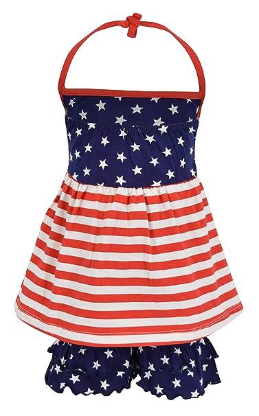 Amazon.com: Disfraz único para bebé de 4 de julio, estilo ...