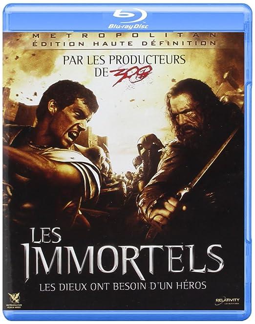 Les Immortels + Laigle de la neuvième légion + Conan Francia ...